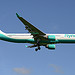 FlyNas A330 Gatwick