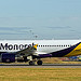 G-ZBAH Monarch Airlines Airbus A320-214 Luton