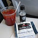 Alaska Airlines Bloody Mary