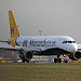 Monarch Airlines A320 at EMA