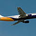 G-MONS Monarch Airlines A300-600R Gatwick