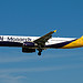 G-OZBZ Monarch Airlines Airbus A321-200 Gatwick