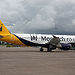 G-OZBK Airbus A320-214 Monarch