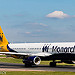 G-ZBAO Monarch Airlines Airbus A321-231(WL)
