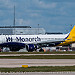 G-ZBAT / Monarch Airlines / Airbus A320-214