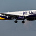 G-ZBAG Monarch Airlines Airbus A321-231 @ Man