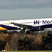 G-ZBAK Monarch Airlines Airbus A321-231 @ Man