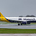 Monarch G-ZBAH A320 at Manchester Airport 18-03-17
