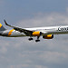 G-JMOF Condor Flugdienst Thomas Cook Airlines UK B757-300/WL London Gatwick Airport