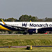 G-ZBAE Monarch Airlines Airbus A321-231(WL) @ Man