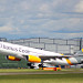 Thomas Cook Airlines G-MLJL Airbus A330-243 flight MT2848 departure from Manchester MAN England bound for New York JFK USA