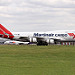 PH-MPS Martinair Cargo B747-400/F London Stansted Airport