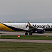 Last flight G-ZBAE Monarch Airlines Airbus A321-231(WL) @ Man