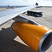 Thomas Cook Airlines Airbus A330 Wing View
