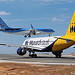Aircrafts at Faro Airport (FAO)